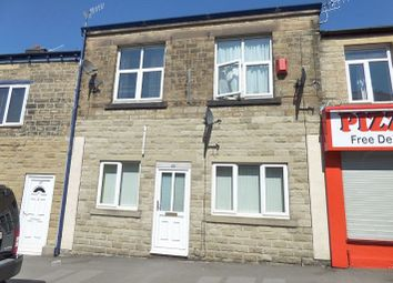 Thumbnail 2 bed flat for sale in Station Road, Hadfield, Glossop