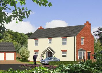 Thumbnail 4 bed detached house for sale in Plot 4, The Farmhouse, Robinswood Hill Farm, Gloucester