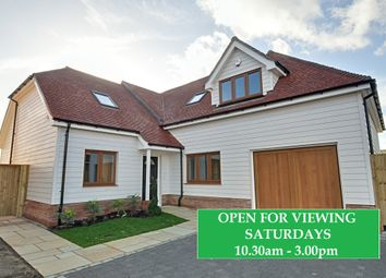 Thumbnail 5 bed detached house for sale in Bromley Common, Bromley