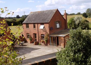 Thumbnail 3 bed detached house for sale in Paunt House Farm, Castle Trump, Newent, Gloucestershire