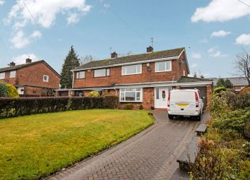 Thumbnail Semi-detached house for sale in Highfield Road, Farnworth, Bolton
