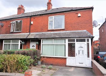 Thumbnail 2 bed end terrace house for sale in Burnley Lane, Oldham