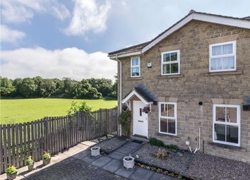 Thumbnail 2 bed end terrace house for sale in Willow Tree Gardens, Burley In Wharfedale, Ilkley, West Yorkshire