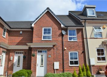 Thumbnail 4 bed terraced house for sale in Sillavan Close, Manchester
