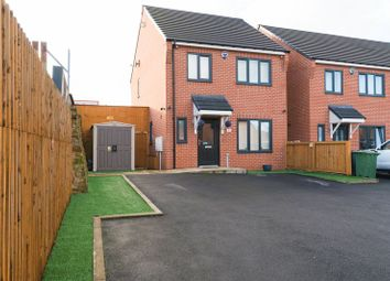 Thumbnail 3 bed detached house for sale in Hall Court, Handsworth, Sheffield