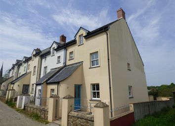 Thumbnail 3 bed end terrace house for sale in Hayguard Lane, Haverfordwest