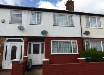 Thumbnail 3 bed terraced house for sale in Kynaston Avenue, Thornton Heath, Surrey