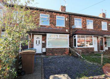 Thumbnail 2 bed terraced house to rent in Penshurst Avenue, Hessle