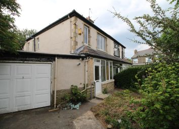 Thumbnail 3 bed semi-detached house for sale in Killinghall Drive, Bradford