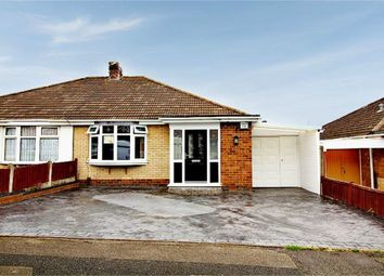 Thumbnail 2 bed semi-detached bungalow for sale in Corbett Road, Hollywood, Birmingham, Worcestershire