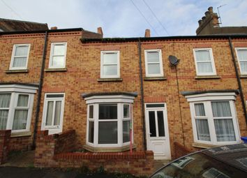 Thumbnail 2 bed terraced house for sale in Spring Bank, Scarborough
