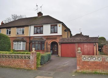 Thumbnail 3 bed semi-detached house for sale in Gordon Avenue, Camberley