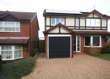 Thumbnail 4 bed detached house to rent in Chestnut Leys, Steeple Claydon