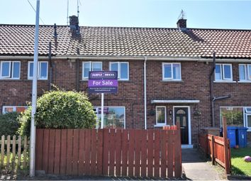 Thumbnail 3 bedroom terraced house for sale in Middleton Close, Beverley