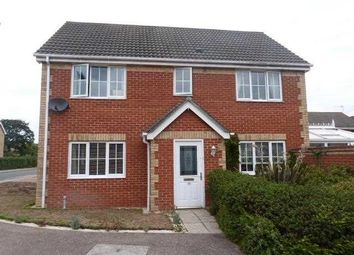 Thumbnail 4 bed detached house to rent in Dobbs Drift, Kesgrave, Ipswich
