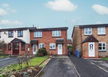 2 bed town house for sale in Comfrey Close, Meir Park, Stoke-On-Trent ST3