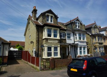 Thumbnail 4 bed flat for sale in Wellesley Road, Clacton-On-Sea