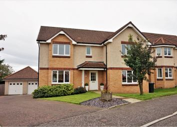 Thumbnail 4 bed detached house for sale in Limepark Crescent, Kelty