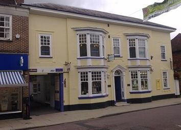 Thumbnail Retail premises to let in Unit 2 & 3, Lyndum House, 12 High Street, Petersfield, Hampshire