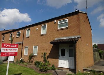 Thumbnail 3 bed semi-detached house to rent in Pendlebury Drive, Leicester, Leicester
