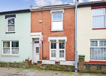Thumbnail 3 bed terraced house for sale in Locksway Road, Milton, Portsmouth, Hampshire