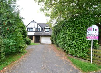 Thumbnail 4 bed detached house for sale in Heath Road, Warboys, Huntingdon, Cambridgeshire