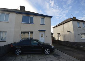 Thumbnail 3 bed semi-detached house for sale in St. Nicholas Avenue, Flimby, Maryport
