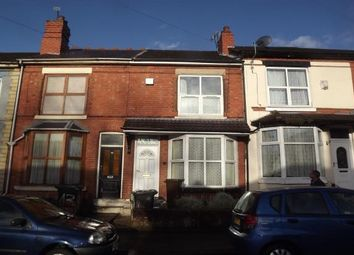 Thumbnail 2 bedroom terraced house to rent in Court Road, Wolverhampton
