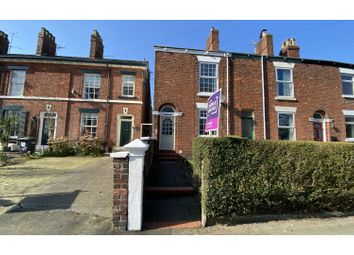 Thumbnail 3 bed end terrace house for sale in Congleton Road, Sandbach