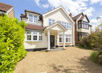 Thumbnail 5 bedroom detached house for sale in Wykeham Avenue, Hornchurch