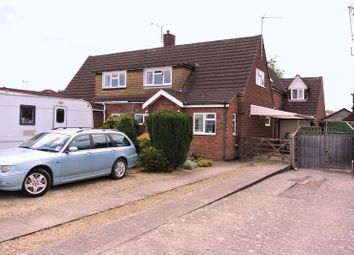 Thumbnail 3 bed semi-detached house for sale in Oxstalls Drive, Longlevens, Gloucester