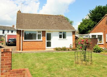 Thumbnail 2 bed detached bungalow for sale in Oakley Close, Pinhoe, Exeter