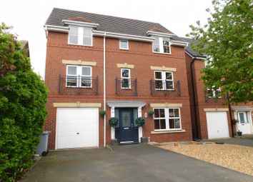 Thumbnail 4 bed detached house to rent in Sherratt Close, Stapeley, Nantwich