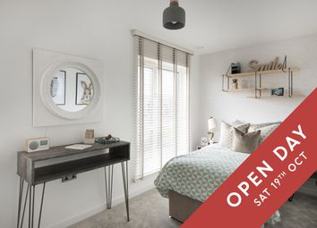 Thumbnail 3 bed end terrace house for sale in Stockholm Chase, Milton Keynes