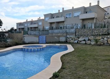Thumbnail 3 bed town house for sale in Oltamar, Calpe, Alicante, Valencia, Spain