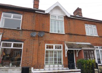 Thumbnail 2 bed terraced house for sale in Ashby Street, Norwich