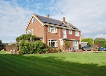 Thumbnail Detached house to rent in Margaretting Road, Writtle, Chelmsford