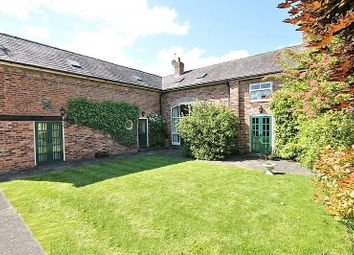 Thumbnail 4 bed barn conversion for sale in Pepper Street, Mobberley, Knutsford