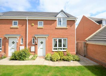 Thumbnail 3 bed semi-detached house for sale in 9 Woodside Court, Leeds