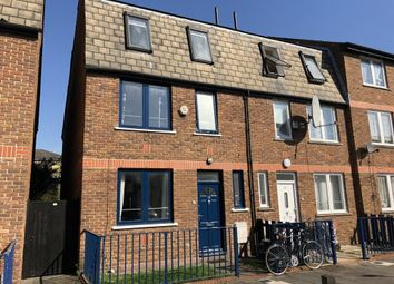 Thumbnail 4 bed terraced house to rent in Grand Union Crescent, London