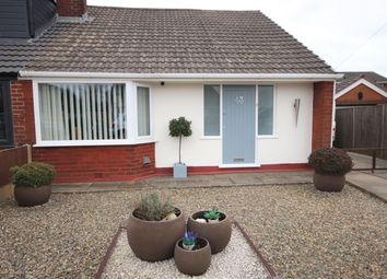 Thumbnail 3 bed bungalow for sale in Rutland Street, Leigh