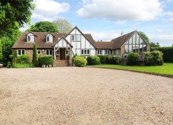 Thumbnail 5 bed detached house for sale in Walton Lane, Weybridge, Surrey