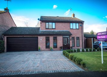 Thumbnail 4 bed detached house for sale in Portway, Riseley