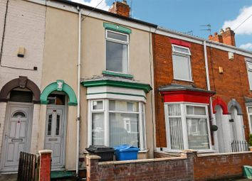 Thumbnail 2 bed terraced house for sale in Mersey Street, Hull