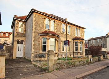 Thumbnail 8 bed end terrace house to rent in Cranbrook Road, Redland, Bristol