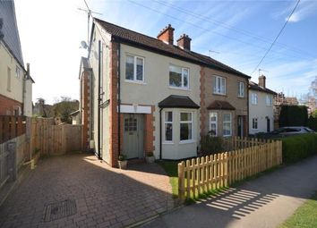 Thumbnail 3 bed semi-detached house to rent in Summerhill Road, Saffron Walden, Essex