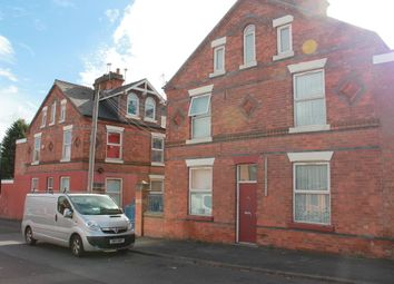 Thumbnail 4 bed terraced house to rent in Lamartine Street, Nottingham