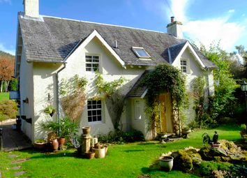 Thumbnail 3 bed cottage for sale in Fearnan, Nr Kenmore