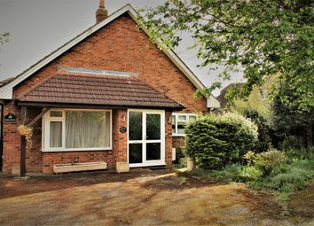 Thumbnail 3 bed bungalow for sale in Station Road, Lidlington