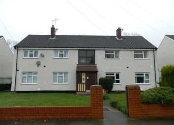 Thumbnail 1 bedroom flat for sale in Devon Road, Wednesbury
